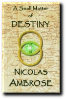 A Small Matter of Destiny front cover